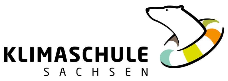 Klimaschule Sachsen Logo